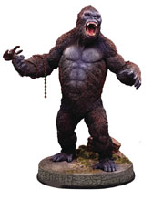 Image: Kong Skull Island Soft Vinyl Statue: Kong 2.0  (deluxe version) - Star Ace Toys Limited