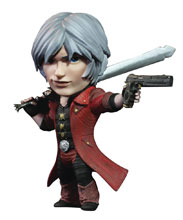 Image: Devil May Cry 4 Limited Articulation Figure: Qbitz Dante  - Asmus Toys, Inc.