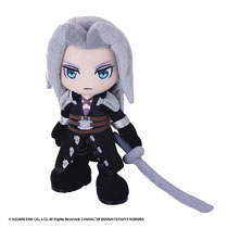 Image: Final Fantasy VII Plush Action Doll: Sephiroth  - Square Enix Inc