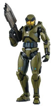 Image: Re Edit Action Figure: Master Chief Mjolnir Mark V  (1/12 scale) - 1000 Toys Inc.