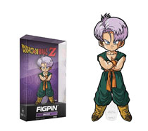 Image: Figpin Mini Dragonball Z Pin: Kid Trunks  - Cmd Collectibles