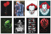 Image: Horror It Chapter Two 48-Piece Magnet Assortment  - Ata Boy