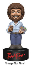 Image: Bob Ross Body Knocker  - Neca