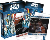 Image: Star Wars Playing Cards: Episode 4  (A New Hope) - Nmr Distribution America