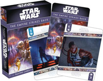 Image: Star Wars Playing Cards: Episode 5  (Empire Stikes Back) - Nmr Distribution America
