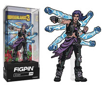 Image: Borderlands 3 Figpin Pin: Amara  - Cmd Collectibles