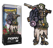 Image: Borderlands 3 Figpin Pin: FL4K  - Cmd Collectibles