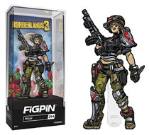 Image: Borderlands 3 Figpin Pin: Moze  - Cmd Collectibles