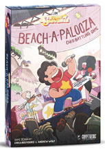 Image: Steven Universe: Beach a Palooza Card Battling Game  - Cryptozoic Entertainment