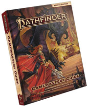 Image: Pathfinder Gamemastery Guide  (P2) HC - Paizo Inc
