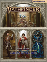 Image: Pathfinder Lost Omens: Gods & Magic  (P2) HC - Paizo Inc