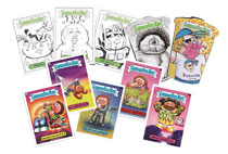 Image: Topps 2020 Garbage Pail Kids Series 1 Card Box  - Topps Company