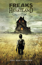 Image: Freaks of the Heartland SC  (2nd edition) - Dark Horse Comics