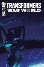 Image: Transformers #27 (cover B - Red Powell) - IDW Publishing