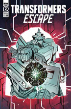 Image: Transformers Escape #2 (cover A - McGuire-Smith) - IDW Publishing