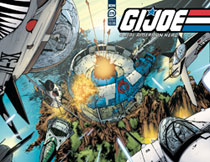 Image: G.I. Joe: A Real American Hero #279 (cover A - Sanchez) - IDW Publishing