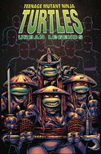 Image: Teenage Mutant Ninja Turtles: Urban Legends Vol. 02 SC  - IDW Publishing