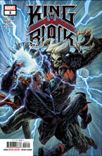 Image: King in Black #3 - Marvel Comics