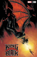Image: King in Black #3 (incentive 1:50 Dragon cover - Shalvey) - Marvel Comics