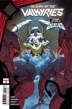 Image: King in Black: Return of Valkyries #2 - Marvel Comics
