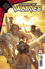 Image: King in Black: Return of Valkyries #1 - Marvel Comics