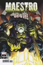 Image: Maestro: War and Pax #1 (variant cover - Stegman) - Marvel Comics