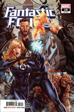 Image: Fantastic Four #28 - Marvel Comics