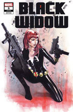 Image: Black Widow #5 (incentive 1:25 cover - Coipel)  [2021] - Marvel Comics