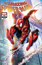 Image: Amazing Spider-Man #56 (variant cover - Tan) - Marvel Comics