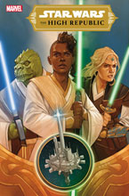 Image: Star Wars: High Republic #1 - Marvel Comics
