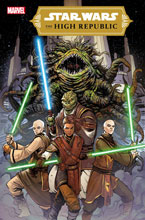 Image: Star Wars: High Republic #1 (variant cover - Anandito) - Marvel Comics