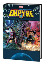 Image: Empyre Omnibus HC  (main Avengers Fantastic Four cover - Cheung) - Marvel Comics