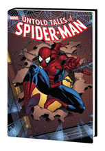 Image: Untold Tales of Spider-Man Omnibus HC  (new printing) (main cover - Olliffe) - Marvel Comics