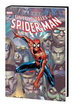 Image: Untold Tales of Spider-Man Omnibus HC  (new printing) (variant DM Villains cover - Pat Olliffe) - Marvel Comics