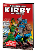 Image: Complete Kirby: War and Romance HC  (main War cover) - Marvel Comics