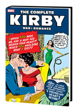 Image: Complete Kirby: War and Romance HC  (variant DM Romance cover - Jack Kirby) - Marvel Comics