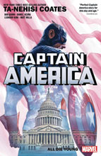 Image: Captain America by Ta-Nehisi Coates Vol. 04: All Die Young SC  - Marvel Comics