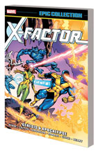 Image: X-Factor Epic Collection: Genesis and Apocalypse SC  (new printing) - Marvel Comics