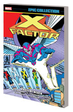 Image: X-Factor Epic Collection: Angel of Death SC  - Marvel Comics