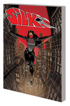 Image: Silk: Out of the Spider-Verse Vol. 01 SC  - Marvel Comics