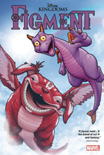 Image: Disney Kingdoms Figment GN SC  - Marvel Comics