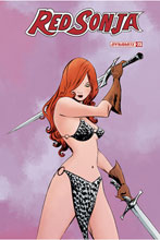Image: Red Sonja #23 (cover A - Lee) - Dynamite