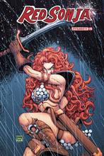 Image: Red Sonja #23 (cover D - Robson) - Dynamite