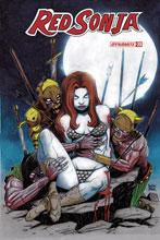 Image: Red Sonja Vol. 05 #23 (incentive 1:07 cover - Moss) - Dynamite