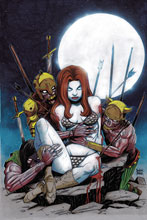 Image: Red Sonja Vol. 05 #23 (incentive 1:10 cover - Moss virgin) - Dynamite