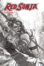 Image: Red Sonja Vol. 05 #23 (incentive 1:30 cover - Stott virgin) - Dynamite
