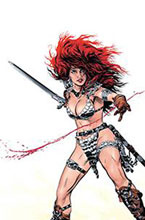 Image: Red Sonja: Price of Blood #2 (variant CGC Graded cover - Golden) - Dynamite