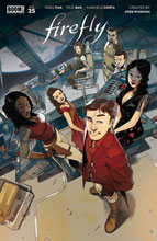 Image: Firefly #25 (cover A - main) - Boom! Studios