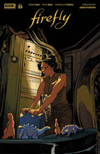 Image: Firefly #25 (cover B - Henderson) - Boom! Studios