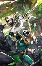 Image: Mighty Morphin #3 (incentive 1:10 cover - Lee) - Boom! Studios